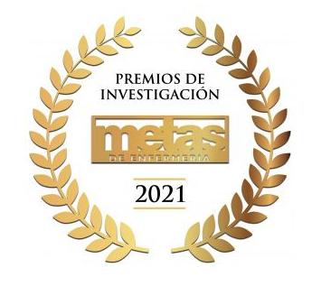 """Premios de investigación """"Metas de Enfermería"""" 2021 [10 Septiembre]"""