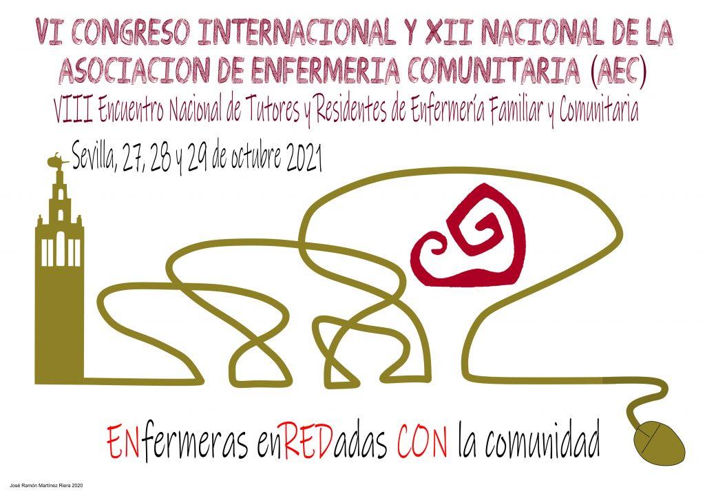 VI Congreso Internacional y XII Nacional de la AEC – VIII Encuentro Nacional de Tutores y Residentes de Enfermería Familiar y Comunitaria [27-29 Octubre]