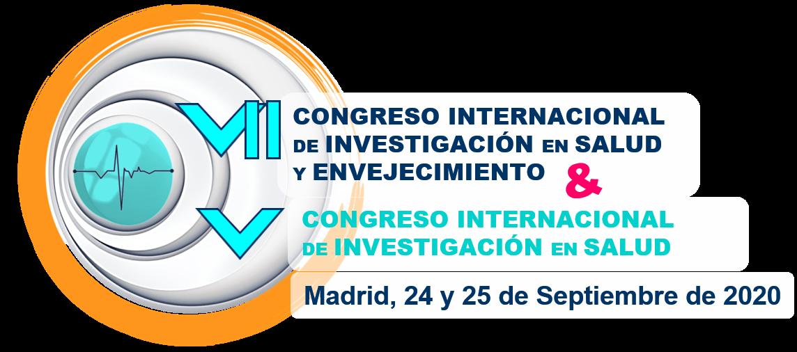 VII Congreso Internacional de Investigación en Salud y Envejecimiento y V Congreso Internacional de Investigación en Salud [24 – 25 Septiembre]
